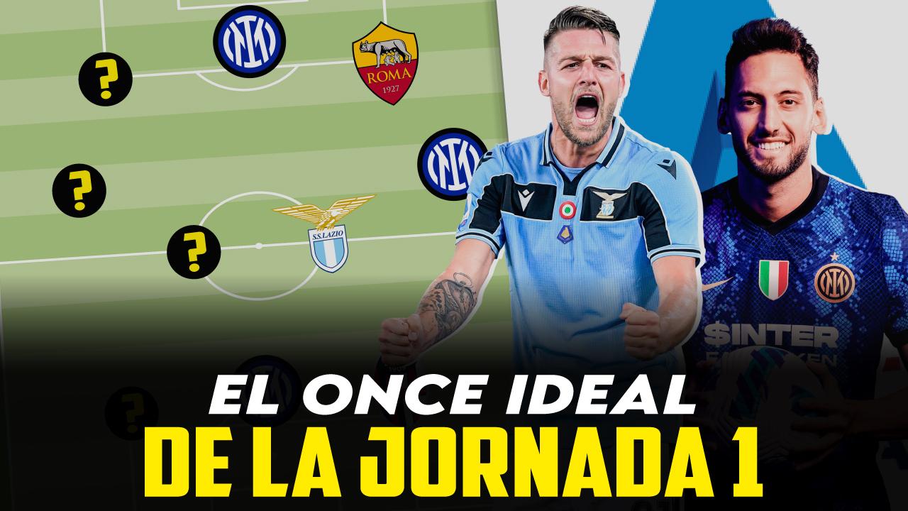 Vídeo I El once ideal de la jornada 1 en la Serie A 2021/22