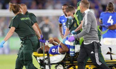 Wesley Fofana: Nino del Villarreal se disculpa por tacklear al defensa del Leicester