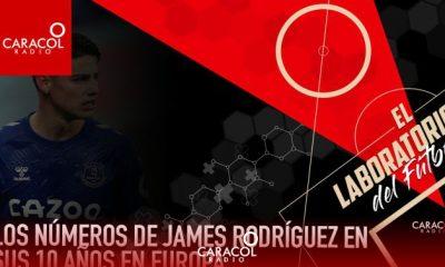 Al-Rayyan James: Los números de James Rodríguez en sus 10 años en Europa | Caracol Podcast