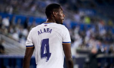 Alaba reitera su amor por el Bayern tras besar el escudo del Real Madrid