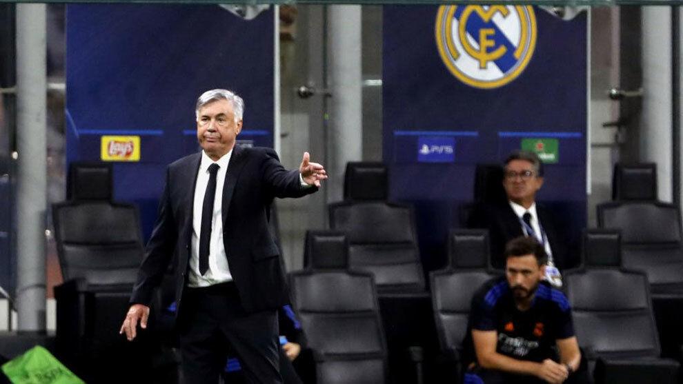 Ancelotti: Fue lindo ver que el Real Madrid supiera sufrir