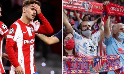 Antoine Griezmann brutalmente abucheado por los PROPIOS aficionados del Atlético de Madrid antes y durante el choque del Oporto pocas semanas después de su regreso