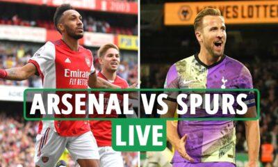 Arsenal vs Tottenham EN VIVO: Stream, canal de TV, noticias del equipo mientras Partey COMIENZA para Gunners, Kane en Spurs XI