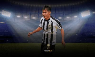 Atlético Mineiro le dío minutos a Alan Franco en empate frente Sao Paulo