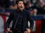 Atlético de Madrid 0-0 Oporto: Un feroz choque sin goles hace que el equipo de Diego Simeone empate su primer partido del Grupo B