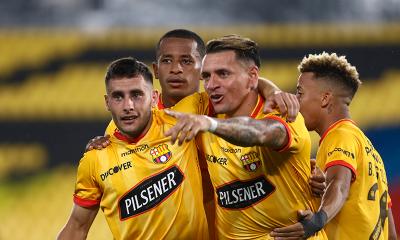 Barcelona SC buscaría diferir el partido con Aucas