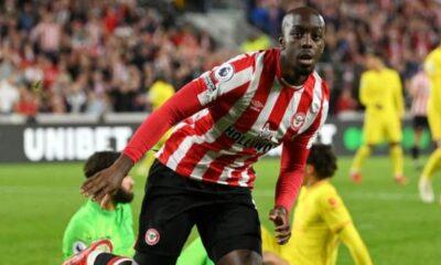Brentford 3-3 Liverpool: Yoane Wissa rescata un punto para Bees en thriller