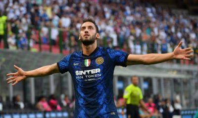 Calhanoglu: I will celebrate against AC Milan