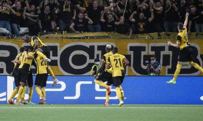 Champions League: Siebatcheu, el héroe del Berna - Aaronson con debut