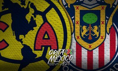 Club América y Chivas reparten puntos en el Clásico Nacional