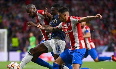 Con Luis Díaz en la titular, Porto y Atlético de Madrid no pasaron del 0-0 en Champions League