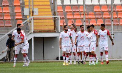 Copiapó goleó a San Luis y le mete presión a Coquimbo en la cima » Prensafútbol