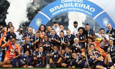 Corinthians se consagró campeón del Brasileirão por tercera vez en su historia