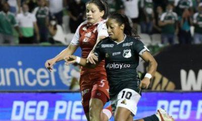 Deportivo Cali y Santa Fe conocerán suerte en Libertadores el 24 de septiembre | Futbol Colombiano | Fútbol Femenino