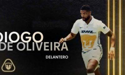Diogo de Oliveira, refuerzo de Pumas y su paso por McDonalds