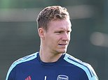 El Arsenal 'hará que el portero Bernd Leno esté disponible para la transferencia' después de perder el lugar ante Aaron Ramsdale