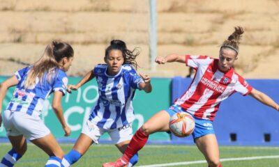 El Atlético resuelve por la vía rápida en Huelva