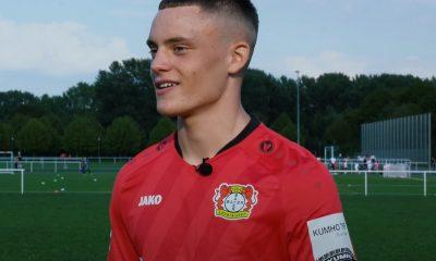 El Leverkusen tiene un acuerdo con Wirtz sobre una posible transferencia futura