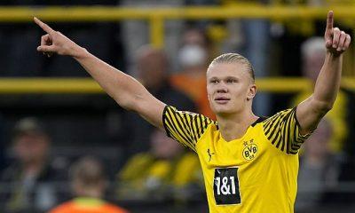 El Liverpool se une a la carrera para fichar al prolífico delantero del Borussia Dortmund, Erling Haaland
