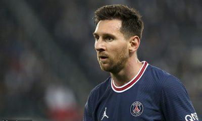 Lionel Messi ha sido descartado del partido del PSG ante el Metz por un golpe en la rodilla izquierda
