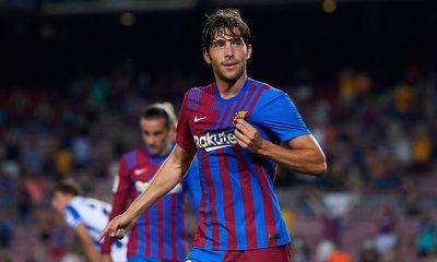 Sergi Roberto está listo para firmar un nuevo contrato de dos años para extender su estadía en el Barcelona