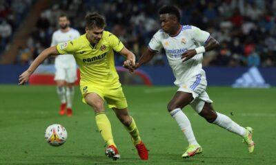 El astro del Villarreal, Juan Foyth, sufre una lesión antes del choque contra el Manchester United