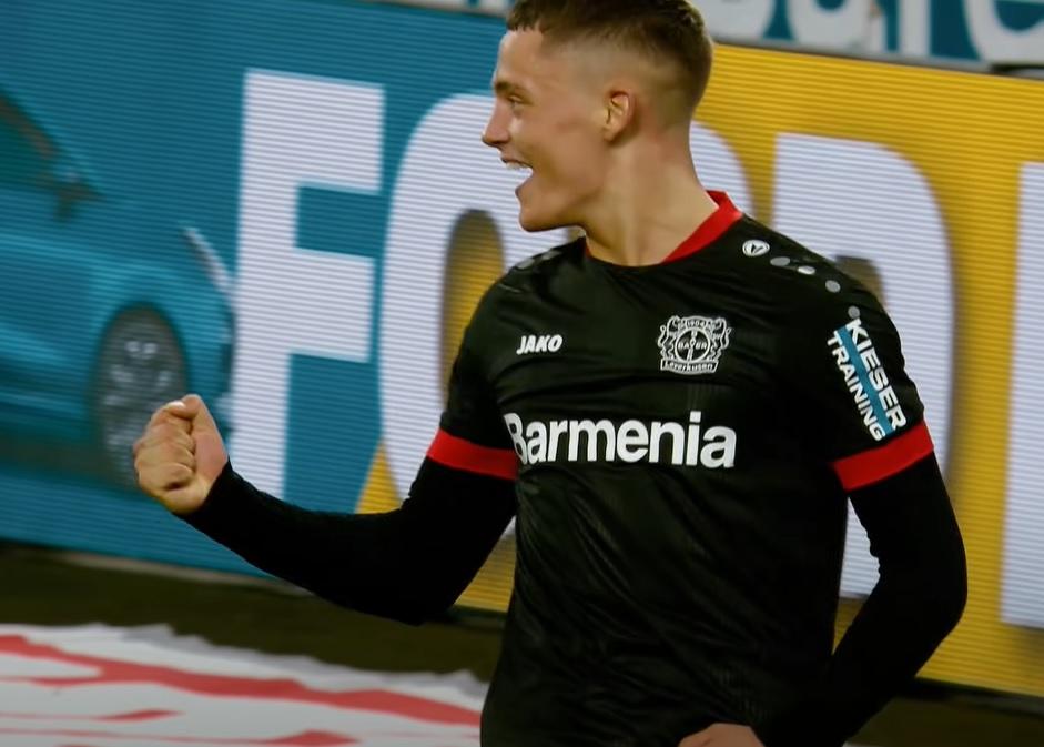 El jefe del Leverkusen compara a Wirtz con Havertz