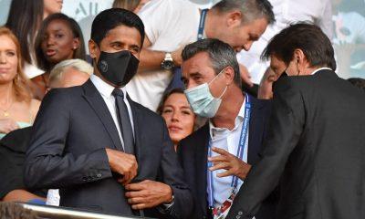 """El presidente del PSG, Nasser Al Khelaifi, dice que los clubes de la Superliga están """"desperdiciando su energía"""""""