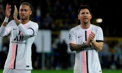 El tridente estrella del PSG recibe la peor parte de las críticas tras el sorteo del Club Brujas