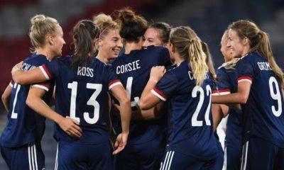 Escocia femenino 7-1 Islas Feroe femenino: el equipo de Martínez Losa avanza hacia la victoria
