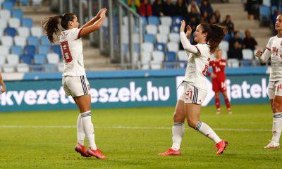 España arrolló a Hungría por 0-7 y mantiene el liderato de la clasificatoria al mundial de 2023