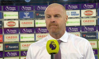 Everton 3-1 Burnley: Sean Duche dice que seis minutos 'locos' le costaron a Clarets