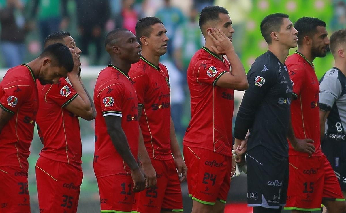 FC Juárez se impone al Atlético San Luis y se mete a la pelea por el repechaje (Resumen, Video, Goles)