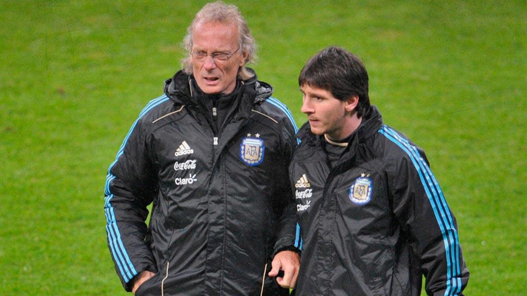 Fernando Signorini, preparador físico de Messi y Maradona, refuerzo de Chivas