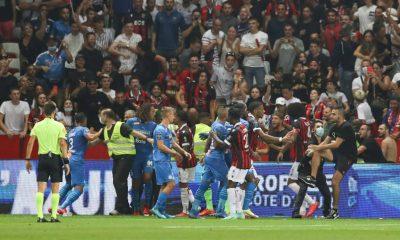 Fiscal pide una prohibición de estadios de cinco años para el aficionado del Niza que atacó a Dimitri Payet