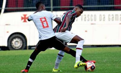 Fluminense venció al Vasco para pasar a la final del Campeonato Carioca Sub-20