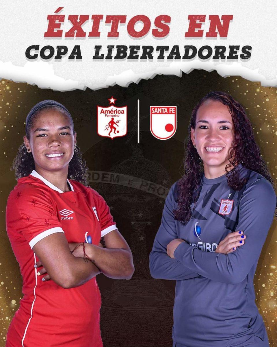 Gisela Robledo y Katherine Tapia, los refuerzos en Santa Fe para Copa Libertadores Femenina 2021