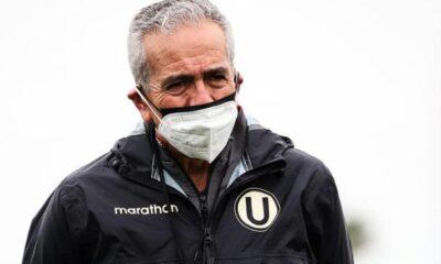 Gregorio Pérez puso paños fríos a la victoria de Universitario sobre Sport Huancayo en la Liga 1 | NCZD | FUTBOL-PERUANO
