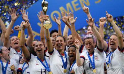 Igualdad salarial en el deporte: US Soccer ofrece contratos idénticos a equipos masculinos y femeninos