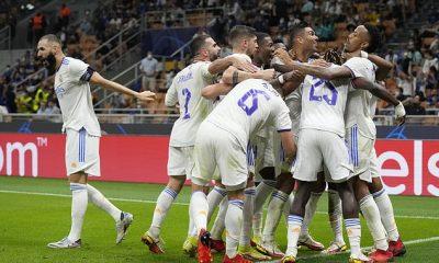 El Real Madrid se aseguró una crucial victoria por 1-0 en el Inter en su primer partido de la Liga de Campeones