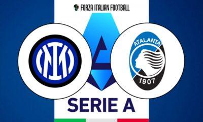 Inter v Atalanta – Serie A LIVE