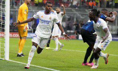 Inter vs Real Madrid: ratings de jugador del Real Madrid vs Inter: Camavinga da un paso al frente de nuevo