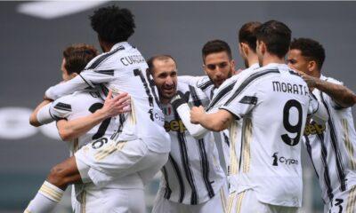 Juventus, con Cuadrado en la titular, continúa su remontada al vencer 3-2 a Sampdoria en Serie A