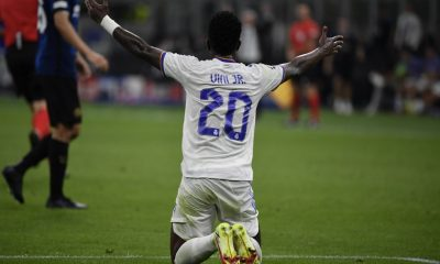 La leyenda del Real Madrid Guti respalda a Vinicius después de un comienzo impresionante