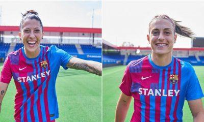 La versión masculina de la camiseta del Barça femenino, por fin a la venta