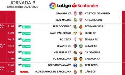 LaLiga pide aplazamiento del Real Madrid vs Athletic y Granada vs Atlético