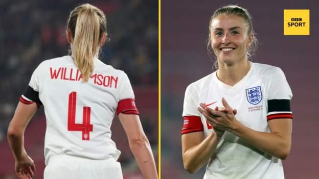 Leah Williamson: ¿Ha sido la capitanía su clave para Inglaterra?
