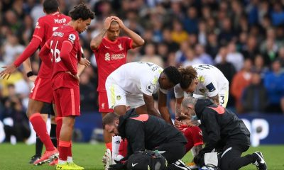 Leeds pierde apelación y defensa tiene penalización confirmada por carro sobre Elliot, medallón de Liverpool se disculpa