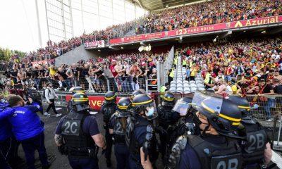 Lens prohibirá a los fanáticos que invadieron la cancha por un mínimo de nueve meses