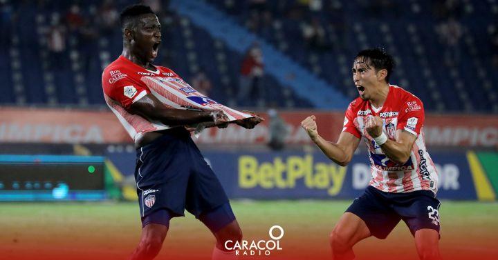 Liga Colombia: Junior superó la muralla de Banguera y regresó al grupo de los ocho   Deportes